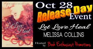 Let Love Heal Release Day Even Banner
