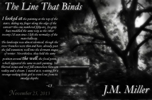 The Line That Binds Cover Reveal Teaser