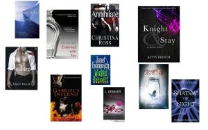 crystalys books
