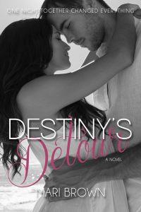 Destiny's Detour Cover