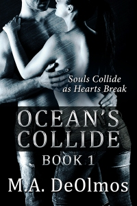 Ocean's Collide Cover-Book Enthu Promo