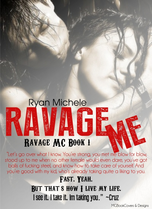 Ravage Me Teaser-MG