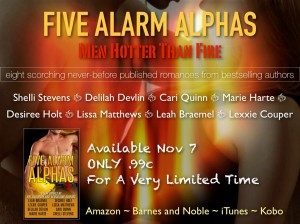 five alarm teaser 1