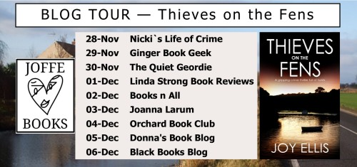 BLOG TOUR BANNER - Thieves on the fens
