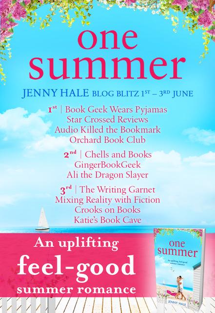 One Summer - Blog Blitz