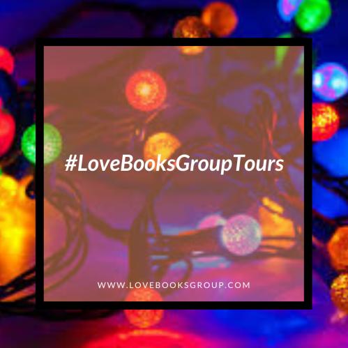 Love Books Group Tours - Christmas Logo